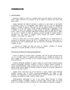 Asigurări de Persoane - Pagina 1