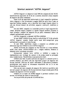 Asigurari - Firma Astra Asigurari - Pagina 2