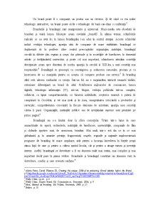 Rolul Brandului în Poziționarea unei Instituții de Învățământ Superior - Pagina 5
