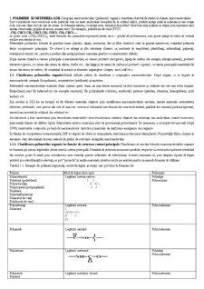 Polimeri - Pagina 1