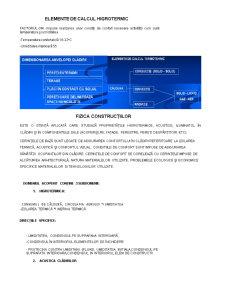 Elemente de Calcul Higrotermic - Pagina 1