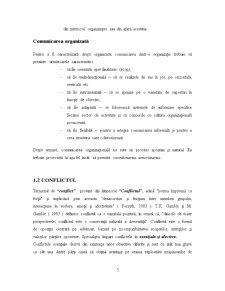 Comunicare Organizationala - Rezolvarea Conflictelor - Pagina 4