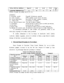 Gestiunea Riscului de Credit - Metode de Evaluare a Bonitatii Clientilor Practicate de Bancile Comerciale Romanesti - Pagina 4