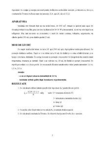 Caldura de Vaporizare - Regula lui Trouton - Pagina 2