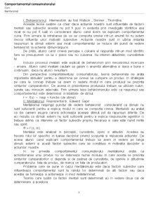 Comportamentul Consumatorului - Pagina 3