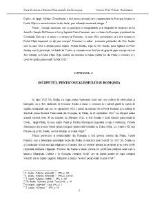 Istoria Bisericii Penticostale - Pagina 2