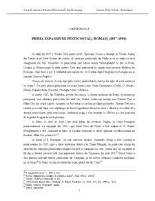 Istoria Bisericii Penticostale - Pagina 5