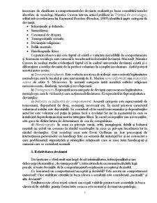 Sociologia Deviantei - Pagina 5