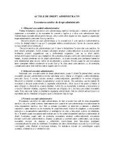 Acte de Drept Administrativ - Pagina 1