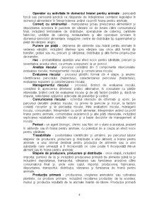 Protectia Consumatorului prin Siguranța Alimentelor - Pagina 4
