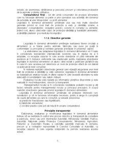 Protectia Consumatorului prin Siguranța Alimentelor - Pagina 5