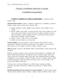 Cursuri Contabilitate Financiara - Pagina 1