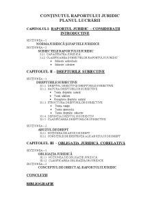 Conținutul Raportului Juridic - Pagina 2