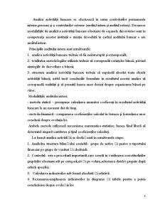 Analiza Indicatorilor Financiari a Băncii Comerciale - Pagina 5