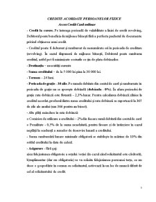 Portofoliul Creditar al Bancii Moldindconbank - Pagina 4
