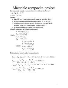 Compozite Armate cu Fibre, Fibrele, Fibrele de Aramide, Poliamida, Matricea - Pagina 1