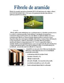 Compozite Armate cu Fibre, Fibrele, Fibrele de Aramide, Poliamida, Matricea - Pagina 4
