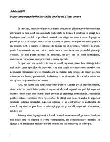 Pregatirea Procesului de Negociere - Pagina 3