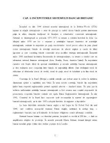 Supravegherea si Reglementarea Bancara in Marea Britanie - Pagina 3