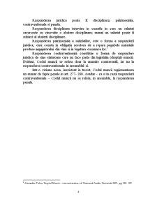 Raspunderea Patrimoniala - Pagina 4
