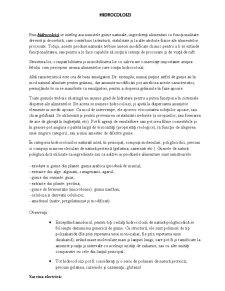 Hidrocoloizi - Pagina 1