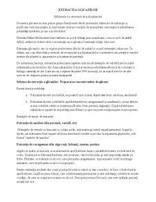 Extractia Glicanilor - Pagina 1