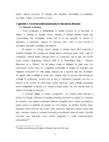 Sistem Informatic pentru E-Learning - Pagina 3