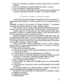 Contabilitatea de Gestiune si Calculatia Costurilor - Pagina 2