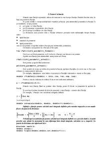 Functii, Tablouri și Pointeri în C și C++ - Pagina 3