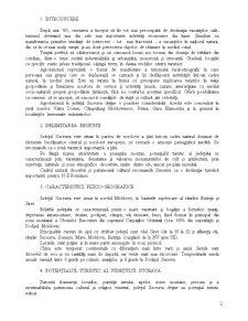 Geografie Rurala si Agroturism - Agroturismul in Judetul Suceava - Pagina 3
