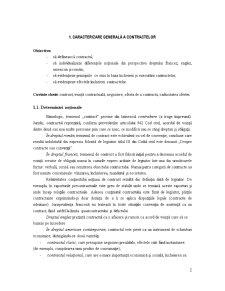 Teoria Contractelor - Pagina 2