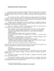 Considerații Privind Răspunderea Juridică Contravențională de Mediu în Dreptul Românesc - Pagina 2