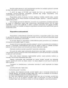 Considerații Privind Răspunderea Juridică Contravențională de Mediu în Dreptul Românesc - Pagina 4