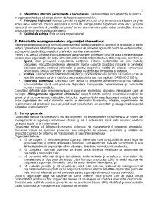 Sisteme de Management Aplicabile in Productia de Alimente - Managementul Sigurantei Alimentului - Pagina 3