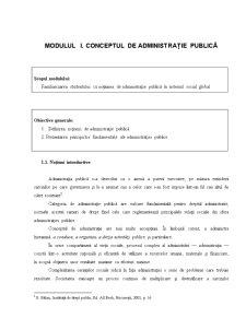 Dreptul Afacerilor Publice - Pagina 1