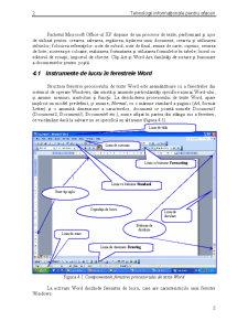 Procesorul de Texte Word - Pagina 2