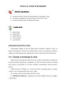 Piețe de Capital - Pagina 1