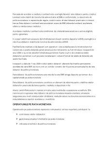 Instrumentele de Politica Monetara - Pagina 5