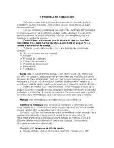 Comunicarea Verbala si Non-Verbala - Pagina 2