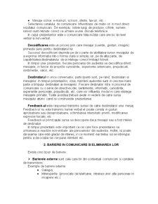 Comunicarea Verbala si Non-Verbala - Pagina 3