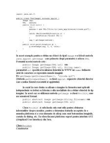 Imagini în Java - Pagina 2