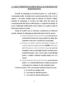 Rețele de Radiopaging - Pagina 5