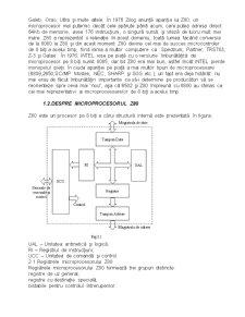 Microprocesorul Z80 - Pagina 2