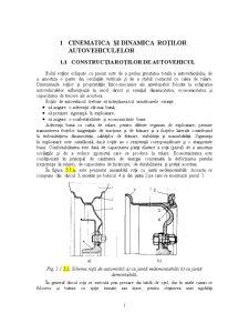 Constructia Rotii Autovehiculelor - Pagina 1