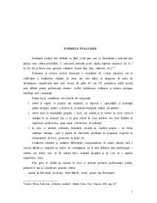 Evaluarea in Procesul de Invatare - Imbunatatirea Rezultatelor Scolare si Combaterea Insucceselor - Pagina 3