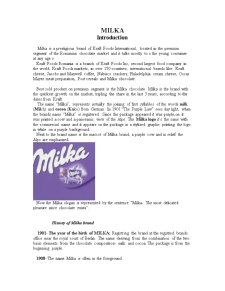 Milka Chocolate - Pagina 1