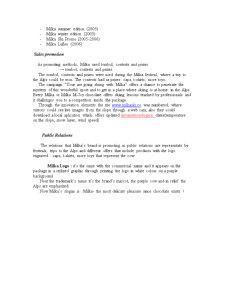 Milka Chocolate - Pagina 5