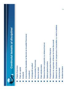 Piete de Capital - Sinteza - Pagina 2