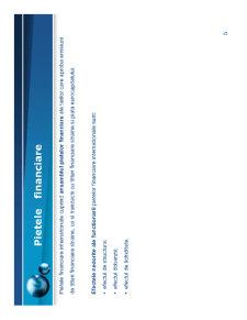 Piete de Capital - Sinteza - Pagina 5