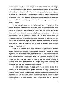 Comunicare Interpersonala - Relatii Interpersonale si Rolul in Formarea si Dezvoltarea Personalitatii - Pagina 2